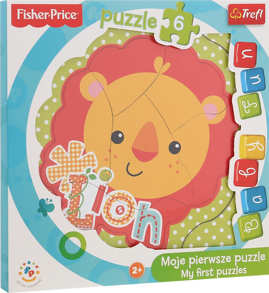 Trefl Пазл для малышей Львенок 36120