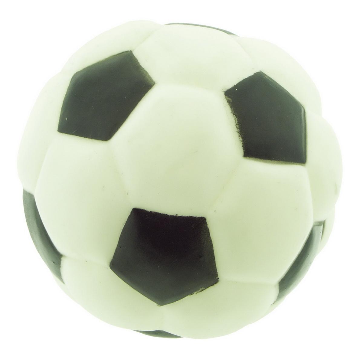 Игрушка для собак Dezzie Мяч. Футбол, диаметр 10,8 см5604004Игрушка для собак Dezzie Мяч. Футбол изготовлена из винила в виде футбольного мяча. Такая игрушка практична, функциональна и совершенно безопасна для здоровья животного. Ее легко мыть и дезинфицировать. Игрушка очень легкая, поэтому собаке совсем нетрудно брать ее в пасть и переносить с места на место. Игрушка для собак Dezzie Мяч. Футбол станет прекрасным подарком для неугомонного четвероногого питомца. Диаметр мяча: 10,8 см.