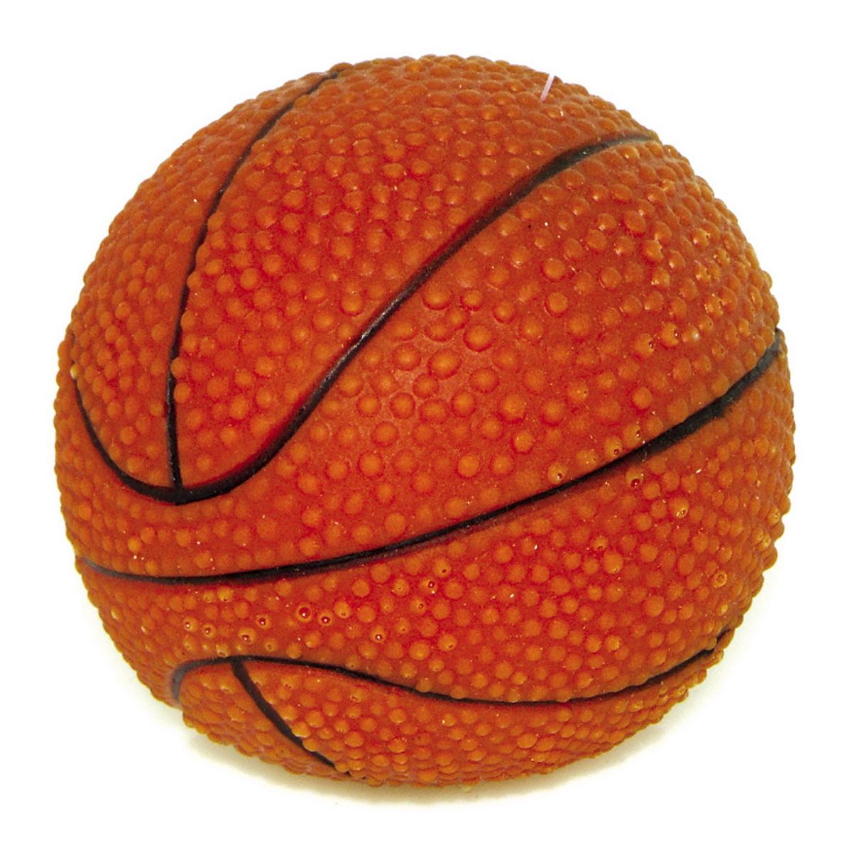 Игрушка для собак Dezzie Мяч. Баскетбол, диаметр 7,5 см5604069Игрушка для собак Dezzie Мяч. Баскетбол изготовлена из винила в виде баскетбольного мяча. Такая игрушка практична, функциональна и совершенно безопасна для здоровья животного. Ее легко мыть и дезинфицировать. Игрушка очень легкая, поэтому собаке совсем нетрудно брать ее в пасть и переносить с места на место. Игрушка для собак Dezzie Мяч. Баскетбол станет прекрасным подарком для неугомонного четвероногого питомца. Диаметр мяча: 7,5 см.
