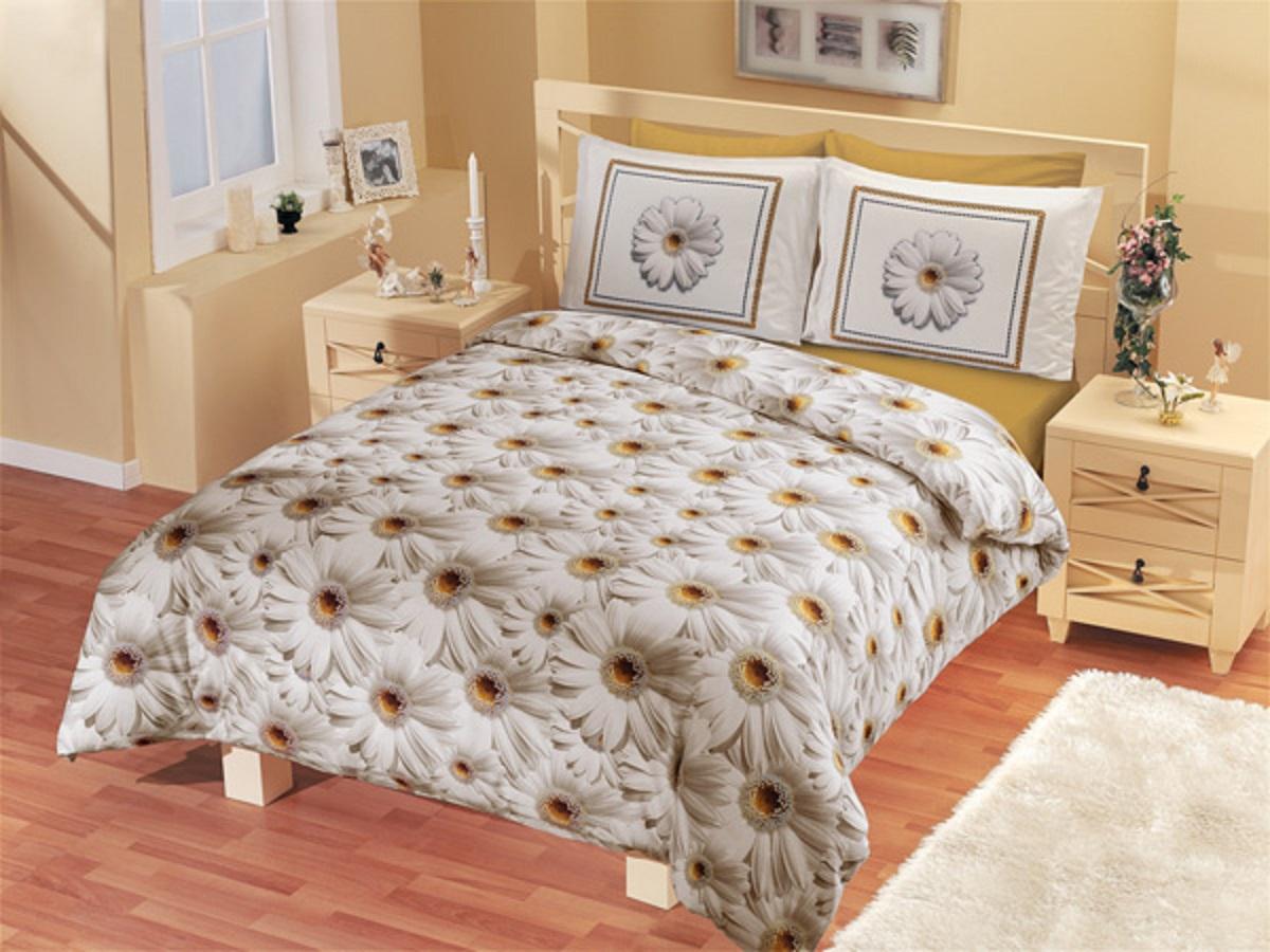 Комплект белья Altinbasak Luxart, 2-спальный, наволочки 50х70255/2/16