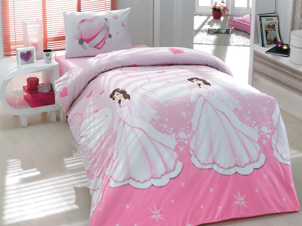 Комплект белья Altinbasak Yasemin, 1,5-спальный, наволочки 50х702966