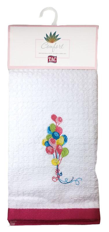 Набор кухонных полотенец TAC Balloon, 40 x 60 см, 2 шт2999k-89690Практичные полотенца для кухни на каждый день.