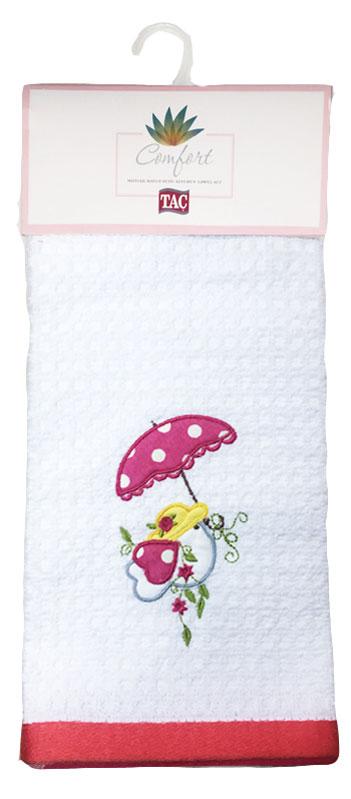 Набор кухонных полотенец TAC Red Chick, 40 x 60 см, 2 шт2999k-89691Практичные полотенца для кухни на каждый день.