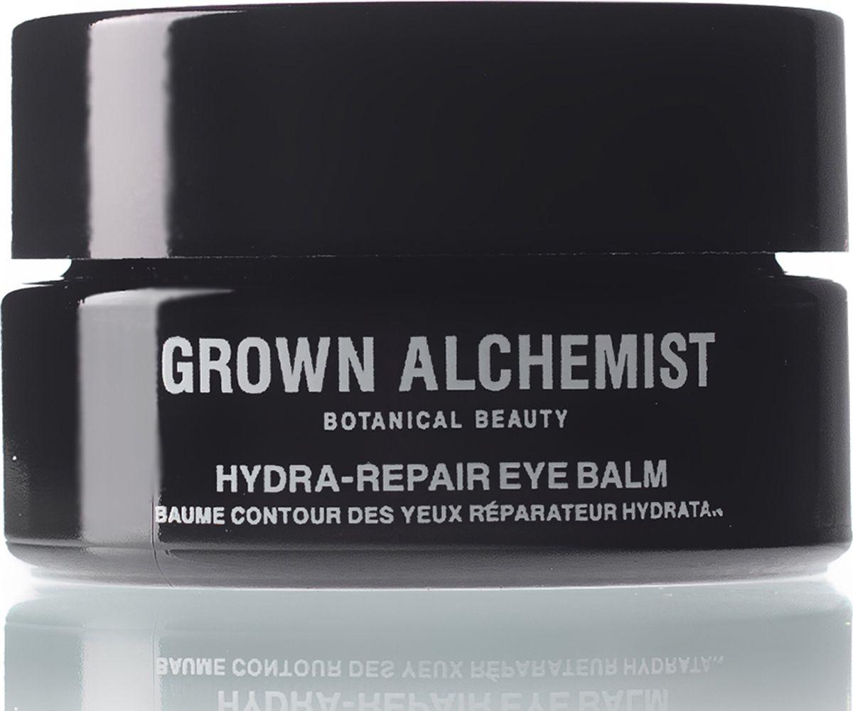 Grown Alchemist Увлажняющий восстанавливающий бальзам для кожи вокруг глаз Экстракт семян подсолнечника и токоферол 15 млGRA0086Богатый питательными компонентами, бальзам вокруг глаз, целенаправлено увлажняет кожу до самых глубоких уровней, что делает ее отдохнувшей, мягкой и сияющей, заметно снижая количество морщин. Нежный и бережный, он подходит для самой чувствительной кожи.