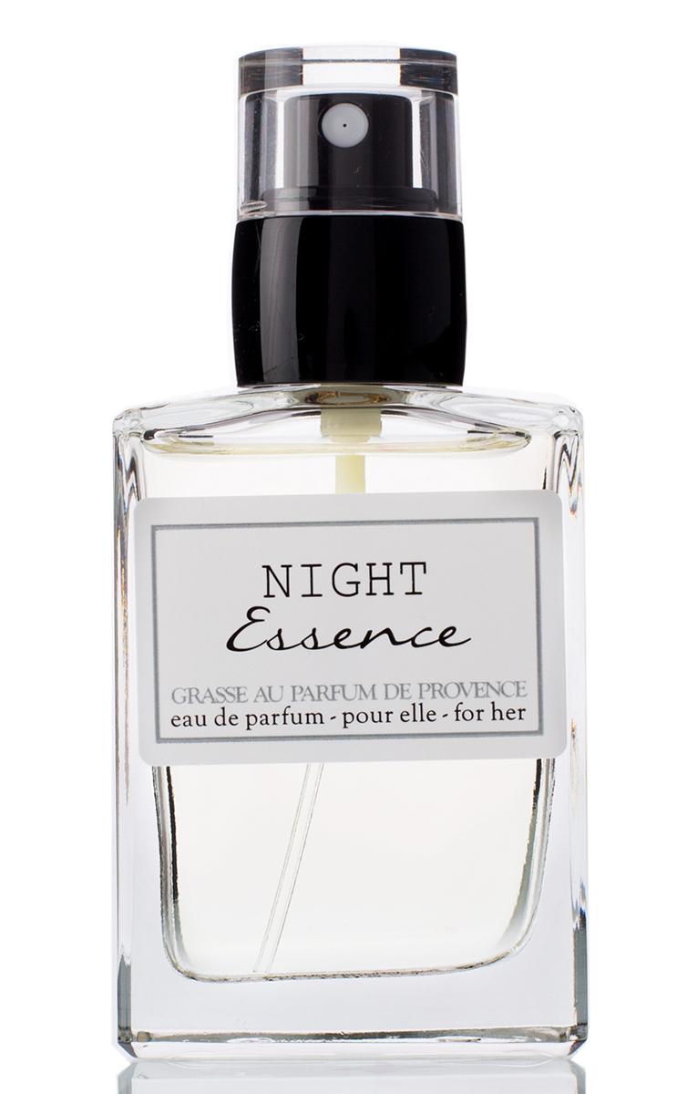 Grasse Au Parfum Парфюмерная вода Night Essence 30 млGW6Для смелой и уверенной в себе женщины, которая решает и делает... Аромат Night Essence – это сочетание чувственности и силы.