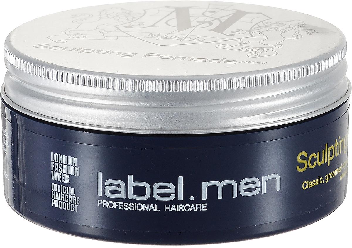 Label.m Моделирующая помада для мужчин 50 млLFPO0050Классическая Моделирующая Помада на водной основе для модных глянцевых укладок. Используется для контроля высоких укладок с податливой фиксацией. Для мужчин, желающих иметь фиксирующий продукт с глянцевым эффектом, при этом легко вымывающийся. Для более сильной фиксации и меньшего блеска наносите продукт на сухие волосы, для более мягкой фиксации и большего глянца - на влажные.