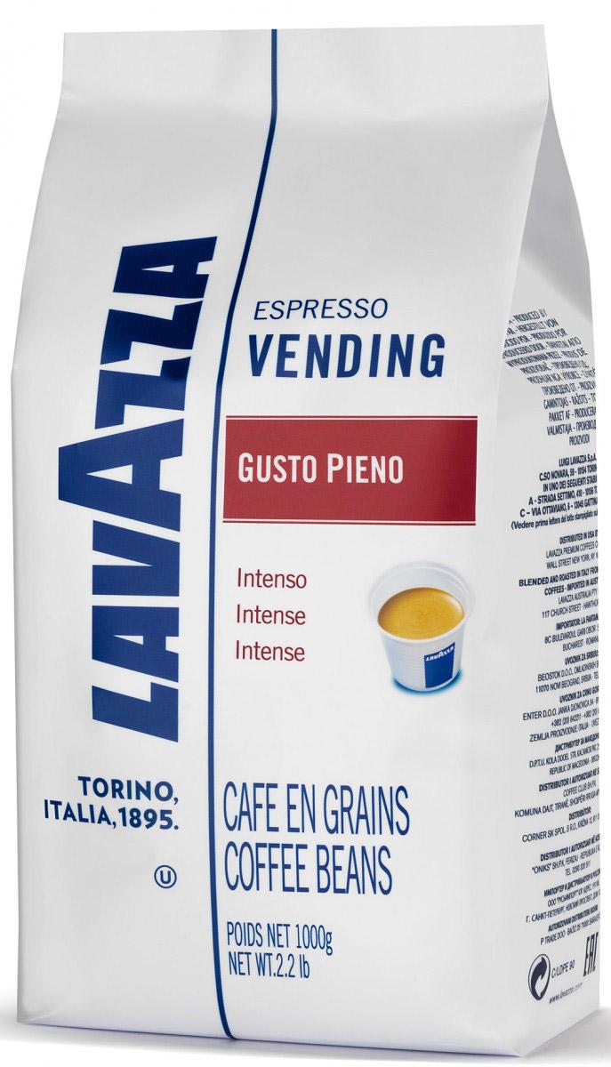 Lavazza Gusto Pieno кофе в зернах, 1 кг 8000070043381