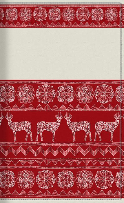 Обложка для паспорта КвикДекор, цвет: красный, слоновая кость. DC-17-0076-1-1DC-17-0076-1-1Художник Валентина Рамос (MGL). Оригинальная, яркая и качественная обложка для паспорта. Подходит для всех видов паспортов, как общегражданских, так и заграничных. Изображение устойчиво к стиранию. При бережном обращении обложка прослужит долгие годы. Лучший подарок и защита для документа.
