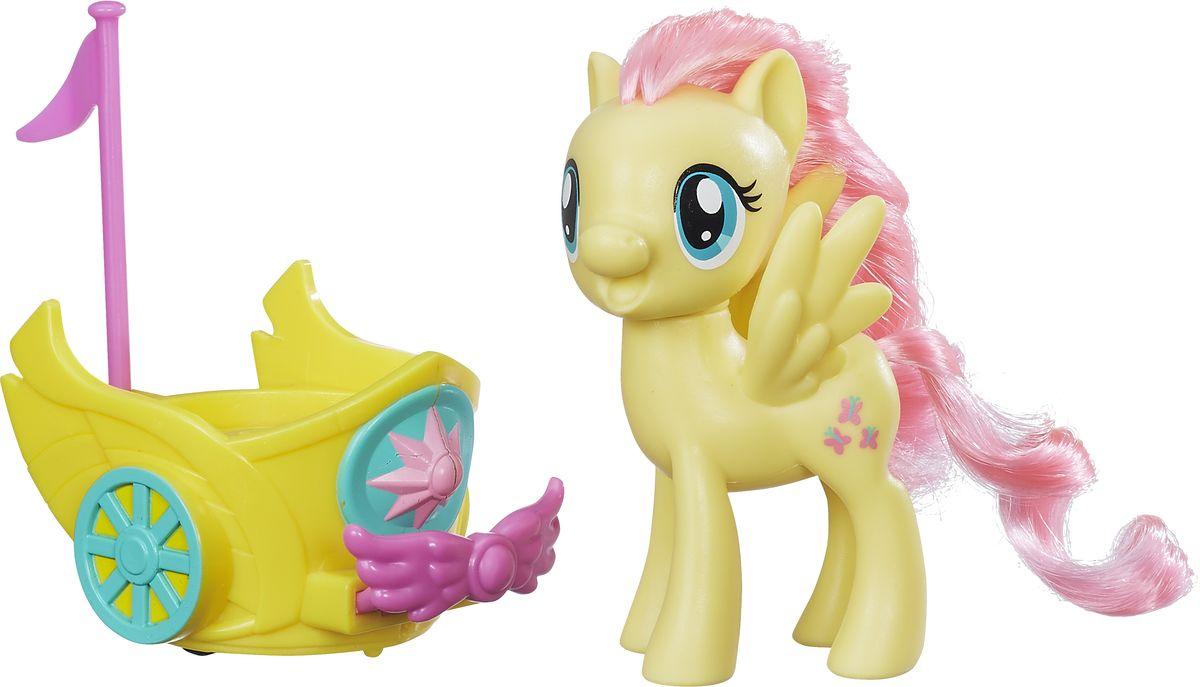 My Little Pony Игровой набор Пони Флаттершай в карете