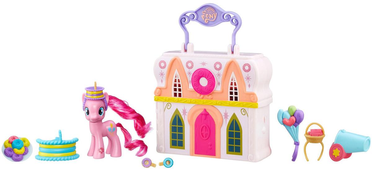 My Little Pony Игровой набор Doughnut Shop Pinkie Pie