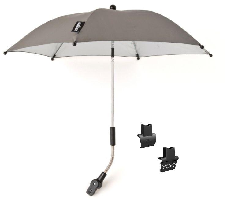 Babyzen Зонтик от солнца для коляски YoYo цвет серый