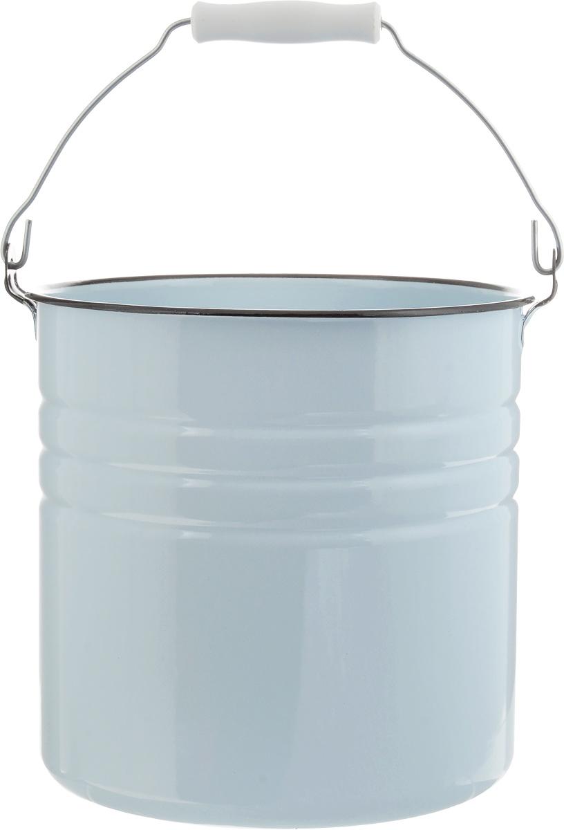 Ведро Эмаль, 12 л02-1024Ведро Эмаль изготовлено из высококачественной стали с эмалированным покрытием. Изделие оснащено удобной ручкой для переноски. Ведро предназначено для переноски и хранения продуктов. Такое ведро станет незаменимым помощником в хозяйстве. Диаметр ведра: 25 см. Высота (без учета ручки): 25 см.