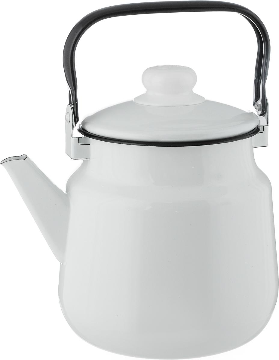 """Чайник """"Эмаль"""", 3,5 л. 01-2713"""