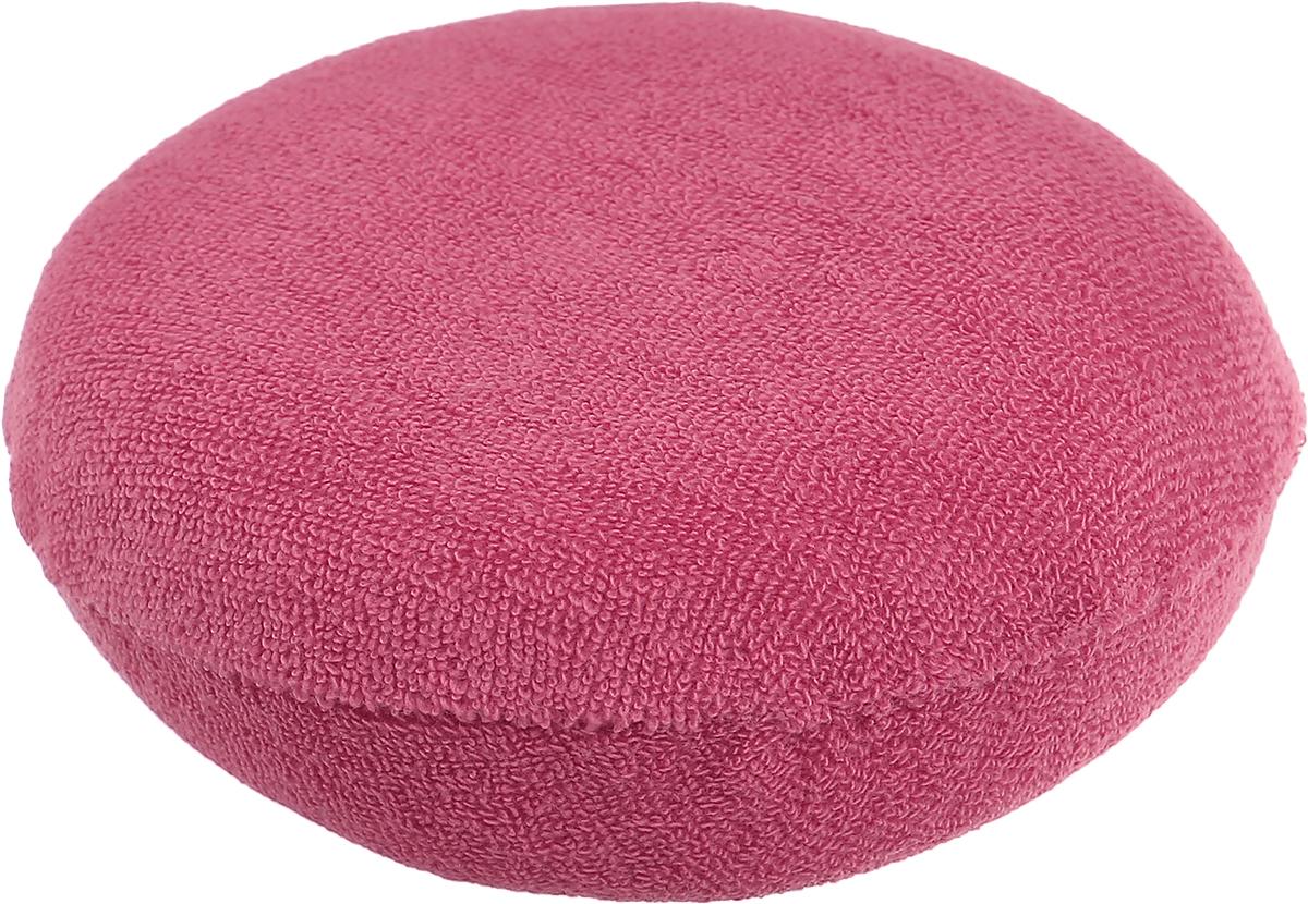 Наша мама Губка для купания Солнышко цвет розовый