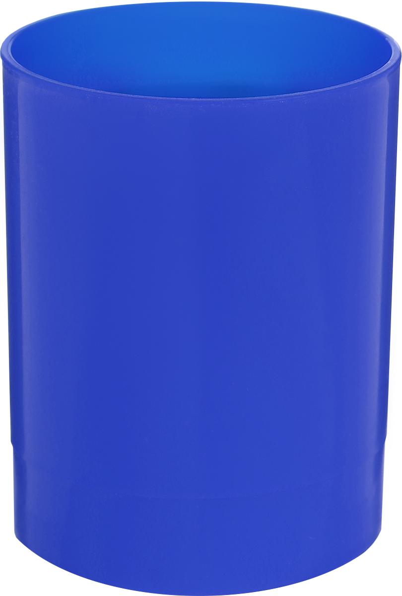 Silwerhof Стакан для канцелярских принадлежностей Emotions цвет синий670319_синийСтакан для канцелярских принадлежностей Silwerhof Emotions поможет содержать в чистоте и порядке рабочий стол вашего ребенка. Стакан предназначен для хранения ручек, карандашей, фломастеров, канцелярские принадлежности больше не потеряются и будут всегда под рукой. Благодаря небольшим размерам стакан не займет много места на столе. Стакан выполнен из прочного и безопасного полипропилена.