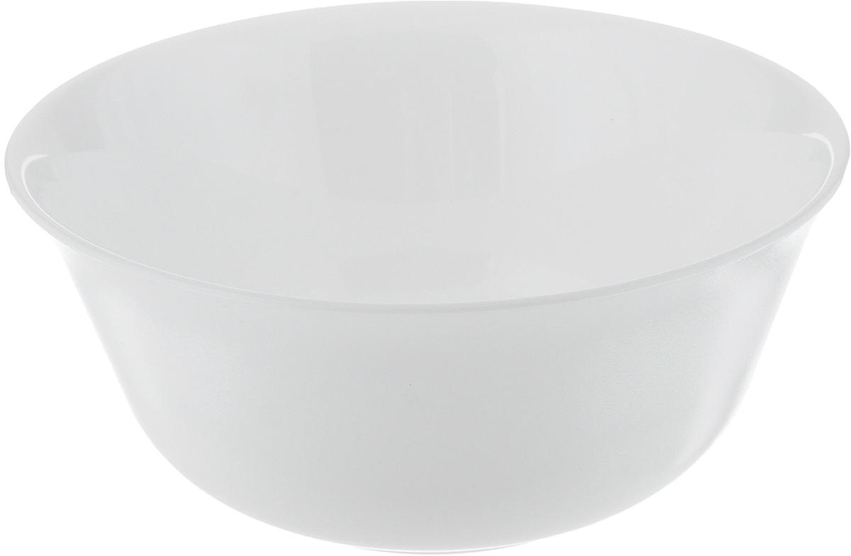 Салатник Luminarc Evolution, диаметр 12 см63355Салатник Luminarc Evolution изготовлен из высококачественного ударопрочного стекла. Изделие устойчиво к повреждениям и истиранию, в процессе эксплуатации не впитывает запахи и сохраняет первоначальные краски. Посуда Luminarc обладает не только высокими техническими характеристиками, но и красивым эстетичным дизайном. Luminarc - это современная, красивая, практичная столовая посуда. Такой салатник идеально подходит для красивой сервировки соусов, варенья, меда, салатов и закусок. Можно использовать в СВЧ. Диаметр (по верхнему краю): 12 см. Высота стенки: 5,5 см.