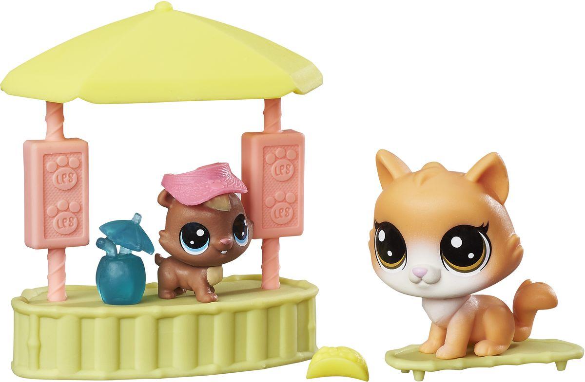 Littlest Pet Shop Игровой набор Tiki Treats