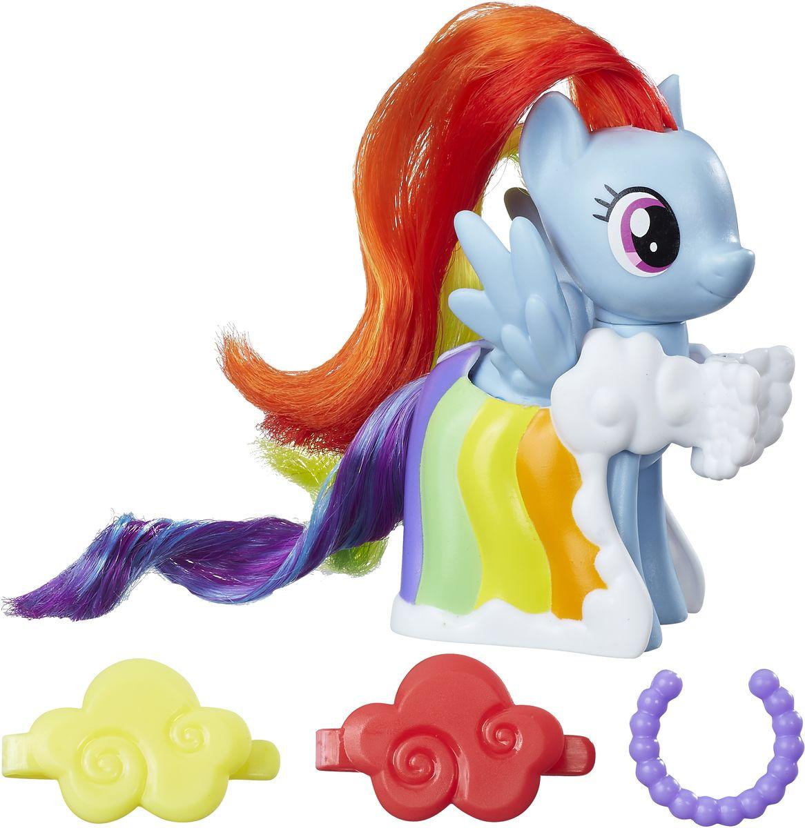 My Little Pony Игровой набор Пони-модница Rainbow Dash B8810_B9622