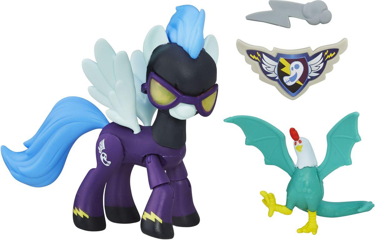 My Little Pony Игровой набор Хранители Гармонии Shadowbolts pony B6008_B7571