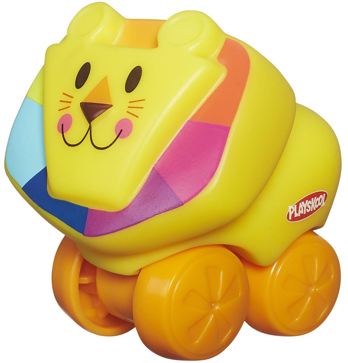 Playskool Машинка-игрушка Веселые мини-животные Лев