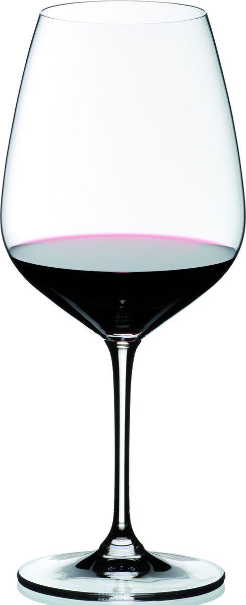 Набор фужеров для красного вина Riedel Heart to Heart. Cabernet. Merlot, цвет: прозрачный, 800 мл, 2 шт6409/0