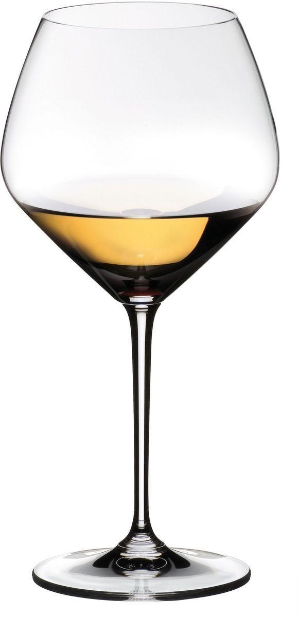 Набор фужеров для белого вина Riedel Heart to Heart. Chardonnay, цвет: прозрачный, 670 мл, 2 шт6409/97
