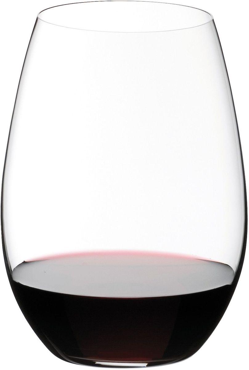 Набор фужеров для красного вина Riedel O. Syrah, цвет: прозрачный, 620 мл, 2 шт0414/30