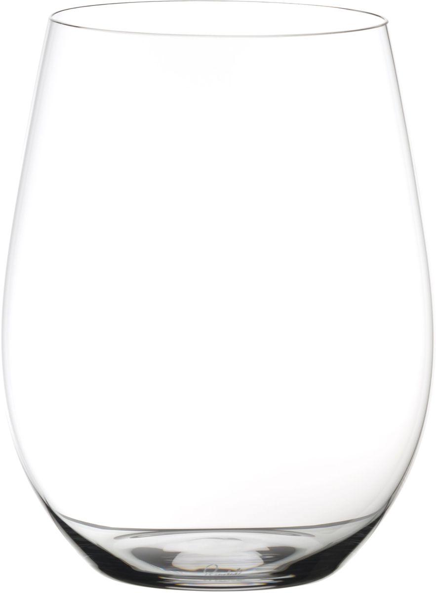 Набор фужеров для красного вина Riedel O. Cabernet. Merlot, цвет: прозрачный, 600 мл, 2 шт0414/0
