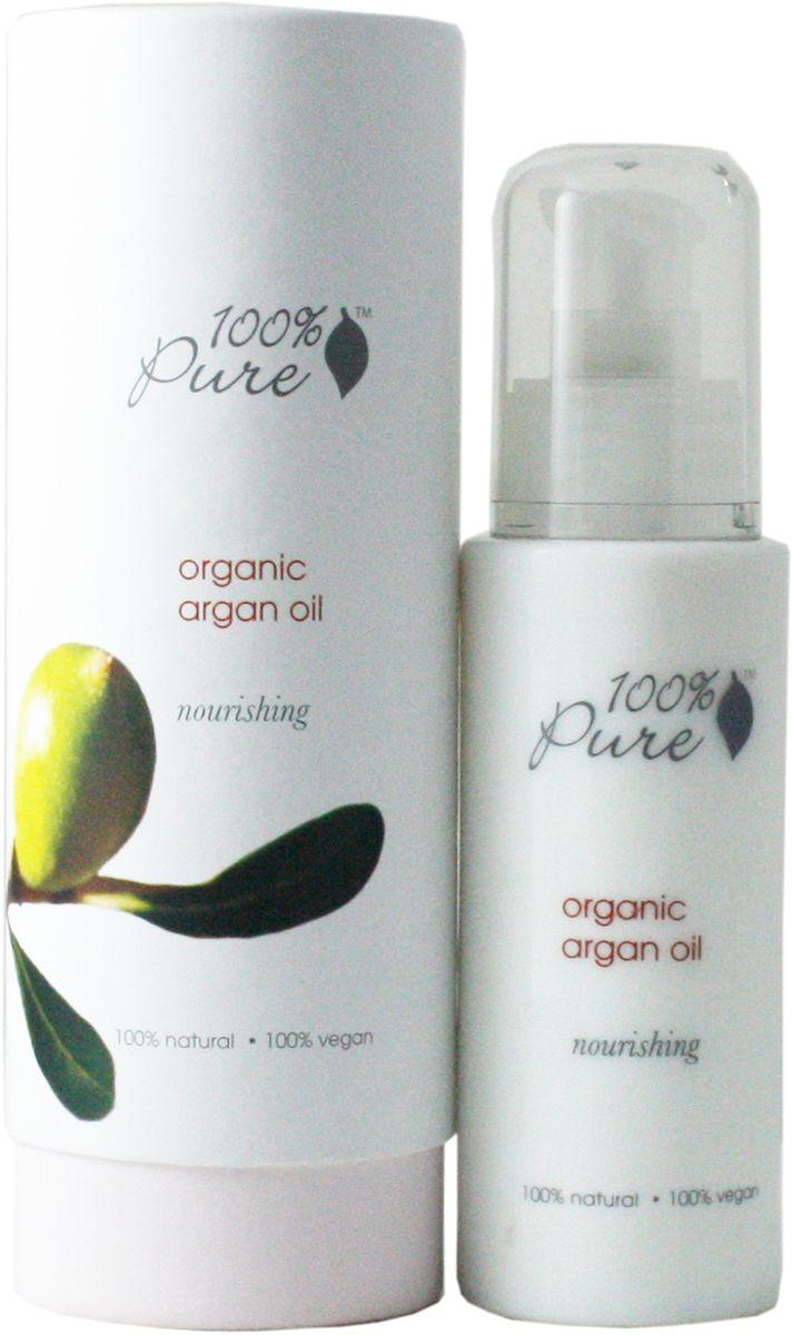 100% Pure Чистое 100% органическое аргановое масло, 50 мл1FMOAO1.6OZ100% чистое органическое аргановое масло богато витамином Е, каротинами, скваленом и жирными кислотами, которые глубоко увлажняют, питают, смягчают и восстанавливают кожу. Аргановое масло благотворно влияет на кожу лица и тела, и незаменимо для ухода за кожей вокруг глаз, шеи, груди, рук и даже волос .