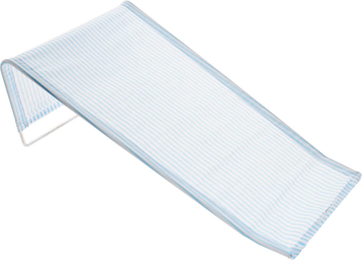 Фея Подставка для купания Полоски цвет голубой