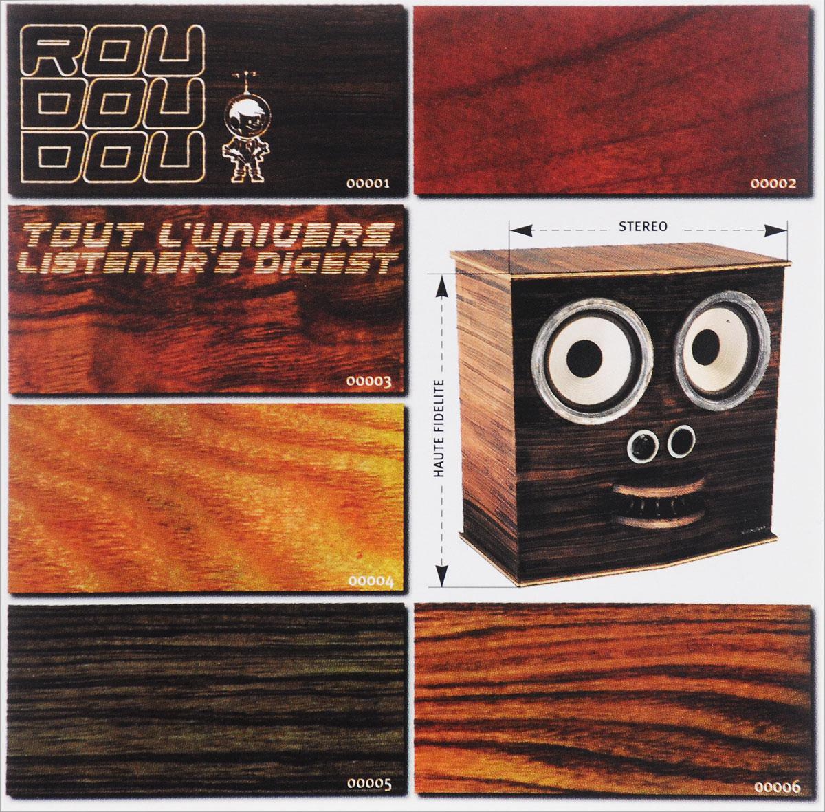 Roudoudou. Tout L'univers. Listener's Digest 1998 Audio CD