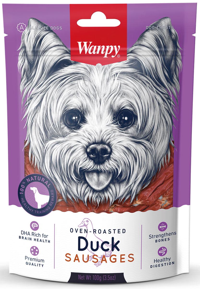 Лакомство для собак Wanpy Dog, утиные сосиски, 100 гSA-02HWanpy Dog лакомство утиные сосиски 100г. Вкусное и натуральное лакомство для собак. Применение: давать в виде дополнения к основному питанию. У животного всегда должна быть свежая вода. Внимание! Абсорбент, находящийся внутри упаковки не подлежит скармлению животным, предназначен для предотвращения образования влаги внутри упаковки. ес упаковки 100г.Анализ компонентов: Сырой белок 38,0%; Сырой жир 17,0 %; Клетчатка 0,5%; Зола 6,0%; Влага 15,0%Состав: утка и утиные субпродукты, курица, соевая мука, крахмал, соль, глицерин, антиоксиданты, содержит разрешенные ЕС красителиРекомендации по кормлению: давать в виде дополнения к основному питанию. Свежая вода всегда должна быть доступна вашему питомцу.
