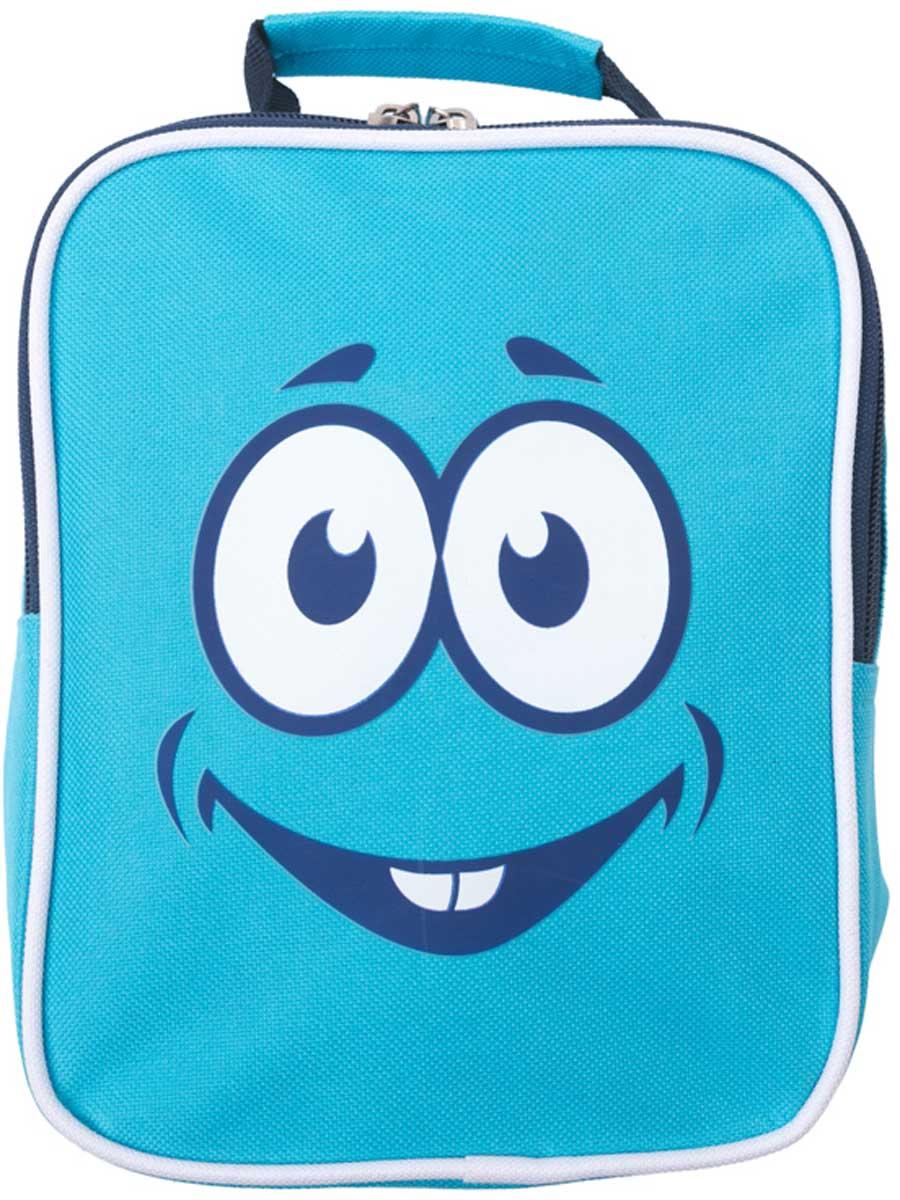 Рюкзак для мальчика PlayToday, цвет: голубой, черный, белый. 177751177751Стильный рюкзак для мальчика выполнен из полиэстера. Модель с одним отделением, застегивается на молнию. Украшен стильным принтом. Внутри дополнительный вкладной мешок, в который можно класть обувь. Плечевые лямки регулируются по длине.