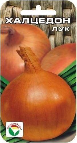 Семена Сибирский сад Лук репчатый. Халцедон, 1 гBP-00000251Известный среднеспелый сорт универсального назначения. Товарные луковицы выращивают в один год из семян, либо из севка. Луковицы округлые, одногнездовые, плотные, со средней массой 100-135 г, отдельные до 300-400 г. Вкус луковиц острый, окраска сочных чешуй - кремово-белесая, сухих – коричнево- бронзовая. Верхние чешуи прочные, плотно прилегают к луковице, обеспечивая прекрасную лежкость лука. Урожайность достигает 5,5 кг на 1 м2.