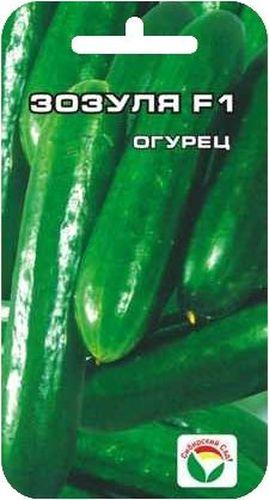 Семена Сибирский сад Огурец. Зозуля, 7 штBP-00000296Популярный раннеспелый партенокарпический гибрид для теплиц и временных укрытий. Не требует пчелоопыления. Растение средне-плетистое с саморегулированием ветвления. Плоды цилиндрические, темно-зеленые, со слабобугорчатой поверхностью, пригодны для засола. Гибрид устойчив к оливковой пятнистости и вирусу огуречной мозаики. Обладает очень высокой урожайностью - до 40 кг с 1 м2. На 1 м2 теплицы размещают 2-3 растения. Для ускорения процесса всхожести семян, оздоровления растений, улучшения завязываемости плодов рекомендуется пользоваться специально разработанными стимуляторами роста и развития растений.