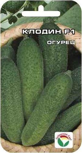Семена Сибирский сад Огурец. Клодин, 7 штBP-00000300Очень ранний высокопродуктивный улучшенный гибрид огурца-корнишона. Не требует опыления пчелами. Вступает в плодоношение через 38-39 дней после всходов. При достаточном питании формирует по 6-7 плодов в каждом узле. Плоды длиной 8-10 см. мелкобугорчатые, с очень маленькой семенной камерой, плотной консистенции, без горечи, хрустящие и вкусные даже после переработки. Растение мощное, довольно открытое, что облегчает уход и уборку. Благодаря особой структуре плети очень легко производить сбор урожая без существенных повреждений вегетативной массы при непрерывной многократной ручной уборке. Рекомендуется для выращивания в теплицах и в открытом грунте вертикальным и горизонтальным способом. Гибрид жаростойкий, устойчив к кладоспориозу, относительно устойчив к вирусу мозаики огурца и мучнистой росе. Посев в марте-мае на глубину 2-3 см. Семена не замачивать! Посевы следует укрыть пленкой. Возделывают по схеме 70x30 см. Уход заключается в прополке, рыхлении,...