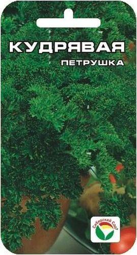 Семена Сибирский сад Петрушка. Кудрявая, 1 гBP-00000367Петрушка имеет привлекательный декоративный вид, обладает приятным ароматом. Период от всходов до технической спелости 70-80 дней. После срезки зелень длительное время сохраняет свежесть. Отличается холодостойкостью, хорошо зимует и рано дает свежую зелень весной. Используют в свежем и сушеном виде как душистую и высоковитаминную приправу в кулинарии. Для ускорения процесса всхожести семян, оздоровления растений, улучшения завязываемости плодов рекомендуется использовать специально разработанные стимуляторы роста и развития растений.