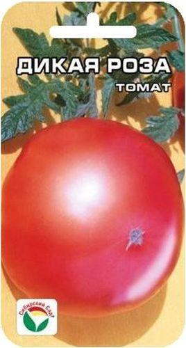 "Семена Сибирский сад ""Томат. Дикая роза"", 20 шт BP-00000502"