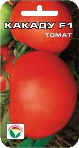 Семена Сибирский сад Томат. Какаду, 15 штBP-00000530Томат Какаду очень ранний, период от всходов до созревания плодов 85-90 дней. Растение детерминантное, компактное, лист крупный. Плоды округлые, слабо ребристые, ярко-красные, массой 180-230 г. Обладают отличными вкусовыми качествами, высокой транспортабельностью. Назначение универсальное. Гибрид устойчив к большинству основных заболеваний томатов. Урожайность за первые два сбора 6-7 кг, общая - 17-19 кг с 1 м2. Рекомендуется для получения ранней продукции в пленочных теплицах и открытом грунте. Посев на рассаду производят за 50-60 дней до высадки растений на постоянное место. При высадке в грунт на 1 м2 размещают 3-4 растения. Сорт хорошо реагирует на полив и подкормки комплексными минеральными удобрениями. Выращивается в 1-2 стебля с подвязкой и пасынкованием. Для ускорения процесса всхожести семян, оздоровления растений, улучшения завязываемости плодов рекомендуется пользоваться специально разработанными стимуляторами роста и развития растений....