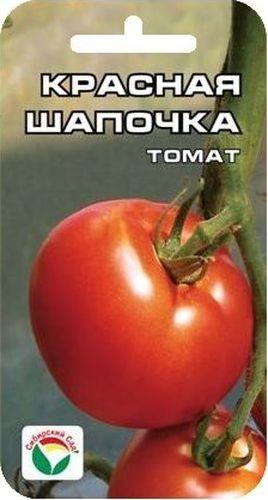 Семена Сибирский сад Томат. Красная шапочка, 20 штBP-00000555Раннеспелый, супердетерминантный сорт-малютка для открытого грунта. Куст штамбовый, высотой всего 30 см, украшен довольно крупными (до 100 г) ярко- красными, выровненными плодами. Растение абсолютно не требует подвязки и пасынкования. Плоды толстостенные, обладают прекрасной лежкостью, при транспортировке не теряют товарных и вкусовых качеств, прекрасно подходят для засолки и консервирования и употребления в свежем виде. Посев на рассаду производят за 50-60 дней до высадки растений на постоянное место. Оптимальная постоянная температура прорастания семян 23-25°С. При высадке в грунт рекомендуется уплотненная посадка (6-8 растений на 1 м2). Сорт хорошо реагирует на полив и подкормки комплексными минеральными удобрениями. Для ускорения процесса всхожести семян, оздоровления растений, улучшения завязываемости плодов рекомендуется пользоваться специально разработанными стимуляторами роста и развития растений.
