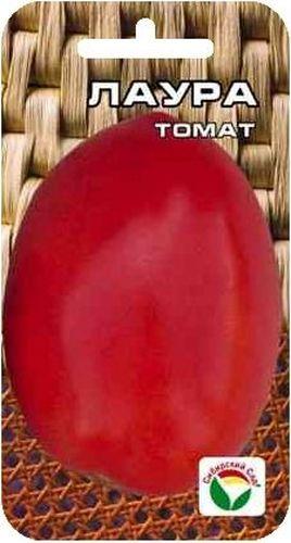 Семена Сибирский сад Томат. ЛаураBP-00000559Крупноплодный сорт среднего срока созревания. Растение среднерослое, индетерминантное. Сорт ценится за вкус и сладость плодов (создается впечатление, будто томаты созревали в грунте под жарким южным солнцем).