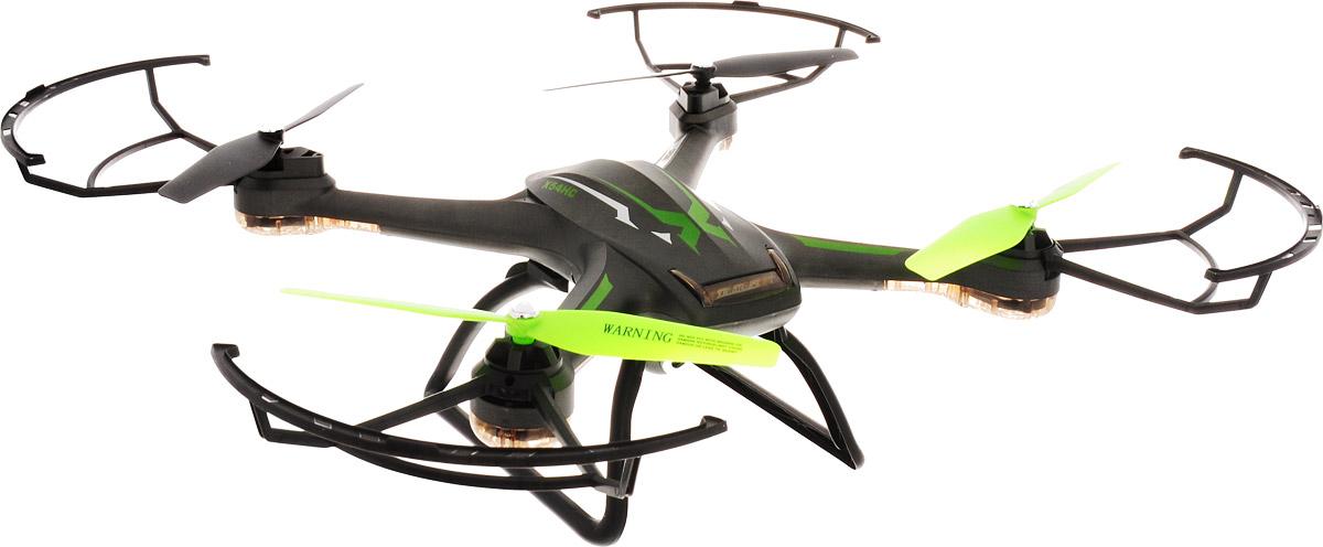 Syma Квадрокоптер на радиоуправлении X54HC цвет черный