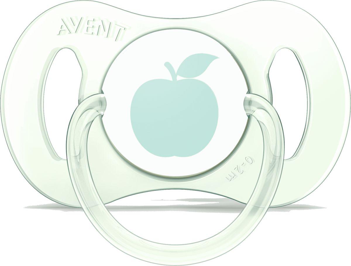 Philips Avent Мини-пустышка серия Mini SCF151/00 для самых маленьких, 1 шт., 0-2 мес.  недорого