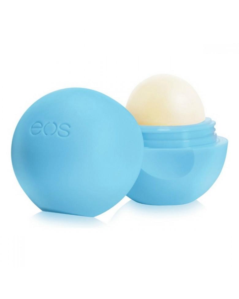 Бальзам для губ Eos Blueberry Acai , 7 г.011344Натуральный бальзам для губ со вкусом черники и ягод асаи в футляре из пластика (упакован на картонную подложку). Не содержит парабенов, глютена и продуктов нефтехимии. Применяется в косметических целях для увлажнения и питания губ.