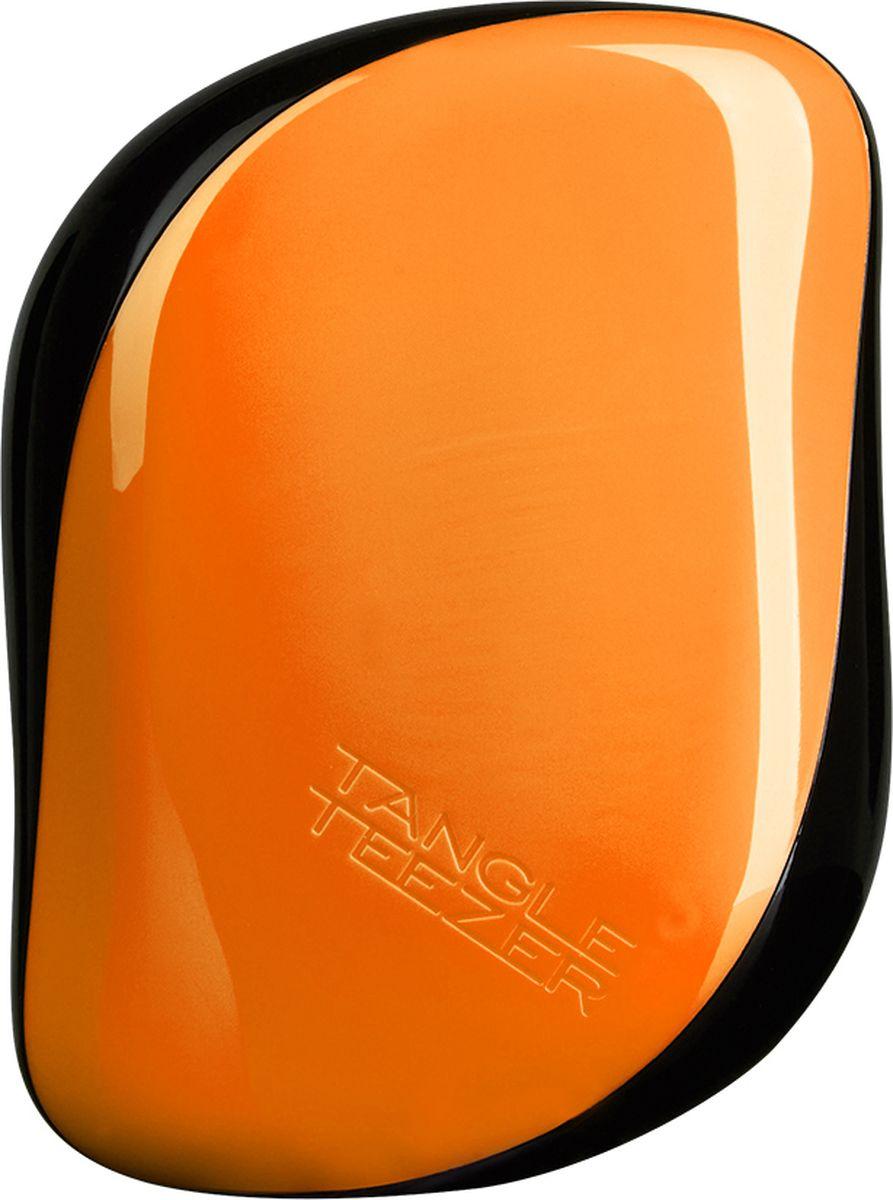 Tangle Teezer Compact Styler Orange Flare расческа для волос370190Tangle Teezer – оригинальная профессиональная расческа для расчесывания волос, которая позволит вам с легкостью всего за одну минуту без рывков и напряжения расчесать мокрые, уязвимые или окрашенные волосы не нарушая структуру волос и не причиняя себе дискомфорта.