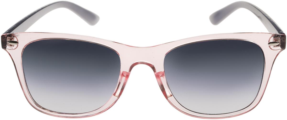 Очки солнцезащитные женские Vittorio Richi, цвет: розовый, серый. ОС5019с80-32-15/17fОС5019с80-32-15/17fОчки солнцезащитные Vittorio Richi это знаменитое итальянское качество и традицыонно изысканный дизайн.