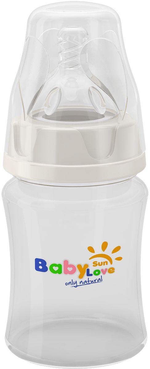 Baby Sun Love Бутылочка для кормления 150 мл PBV01150