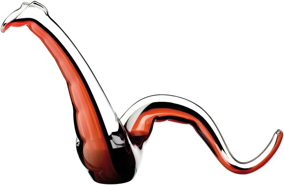 Декантер Riedel Twenty Twelve Dragon, цвет: красный, черный, 1,85 л2012/68