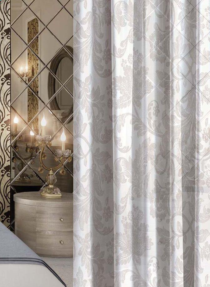 Комплект штор Волшебная ночь Frizzy, на ленте, высота 270 см, 2 шт705476Шторы коллекции Волшебная ночь - это готовое решение для Вашего интерьера, гарантирующее красоту, удобство и индивидуальный стиль! Шторы изготовлены из тонкой и легкой ткани ВУАЛЬ, которая почти не препятствует прохождению света, но защищает комнату от посторонних взглядов. Длина штор регулируется с помощью клеевой паутинки (в комплекте). Изделия крепятся на вшитую шторную ленту: на крючки или путем продевания на карниз. Дизайнеры Марки предлагают уже сформированные комплекты штор из различных тканей и рисунков для создания идеальной композиции на окне. Для удобства выбора дизайны штор распределены в стилевые коллекции: ЭТНО, ВЕРСАЛЬ, ЛОФТ, ПРОВАНС. В коллекции Волшебная ночь к данной шторе Вы также сможете подобрать шторы из других тканей: БЛЭКАУТ (100% затемненение), сатен и ГАБАРДИН (частичное затемнение), которые будут прекрасно сочетаться по дизайну и обеспечат особый уют Вашему дому.