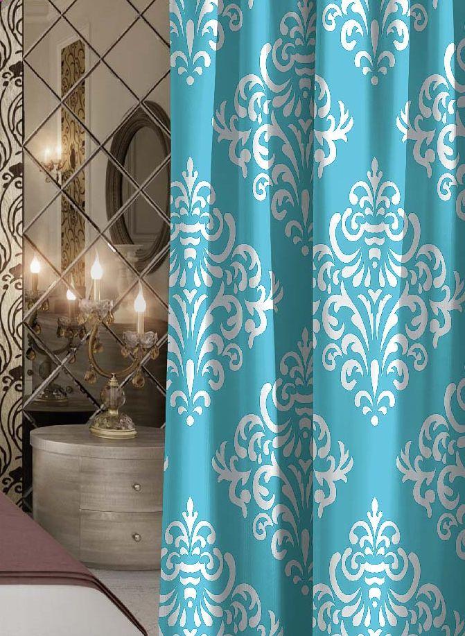 Штора Волшебная ночь Finesse, на ленте, высота 270 см704524Шторы коллекции Волшебная ночь - это готовое решение для Вашего интерьера, гарантирующее красоту, удобство и индивидуальный стиль! Штора изготовлена из приятной на ощупь ткани ГАБАРДИН, которая плотно драпирует окно, но позволяет свету частично проникать внутрь. Длина шторы регулируется с помощью клеевой паутинки (в комплекте). Изделие крепится на вшитую шторную ленту: на крючки или путем продевания на карниз. Дизайнеры Марки предлагают уже сформированные комплекты штор из различных тканей и рисунков для создания идеальной композиции на окне. Для удобства выбора дизайны штор распределены в стилевые коллекции: ЭТНО, ВЕРСАЛЬ, ЛОФТ, ПРОВАНС. В коллекции Волшебная ночь к данной шторе Вы также сможете подобрать шторы из других тканей: БЛЭКАУТ (100% затемненение), сатен (частичное затемнение) и ВУАЛЬ (практически нулевое затемнение), которые будут прекрасно сочетаться по дизайну и обеспечат особый уют Вашему дому.